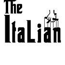 The Italian T-Shirt by Linda Allan