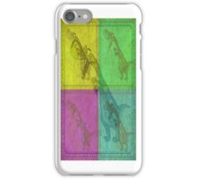 Roaring Dinosaur Tyrannosaurus! iPhone Case/Skin