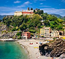 Cinque Terre by PhotoPerocsenyi
