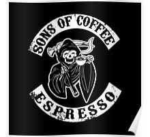 son of coffee Poster