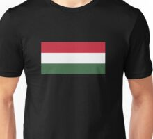 Hungary Flag - Hungarian Sport T-Shirt Sticker Unisex T-Shirt