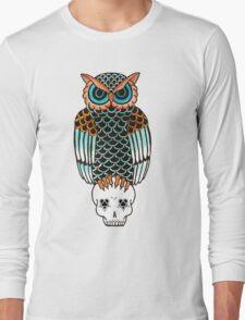 Owl-a-gram 2 Long Sleeve T-Shirt