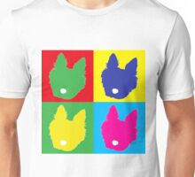 Colour Pup Art! Unisex T-Shirt