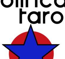 Political Tarot Sticker Sticker