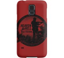 HEAVEN and HELL Samsung Galaxy Case/Skin
