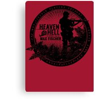 HEAVEN and HELL Canvas Print