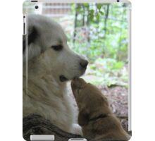 Goliath & Ramses iPad Case/Skin