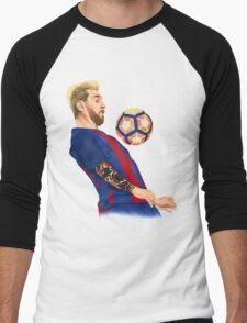 Neo Messi Men's Baseball ¾ T-Shirt