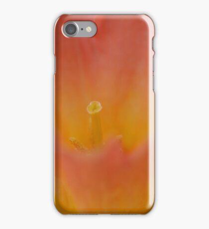 Apricot Daffodil iPhone Case/Skin