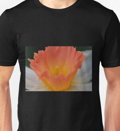 Apricot Daffodil Unisex T-Shirt