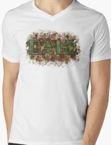 Dahl Forest (Without Text) Mens V-Neck T-Shirt