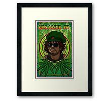 Legalize It! Framed Print