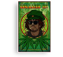 Legalize It! Canvas Print