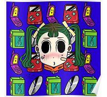 Chibi Fashion Girl #16 Poster