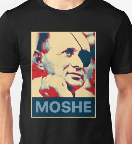 Moshe Dayan Unisex T-Shirt