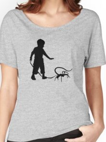 My Pet Facehugger Women's Relaxed Fit T-Shirt