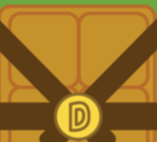 Donnie Droid  Sticker
