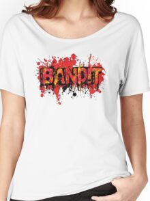 Bandit Graffiti (without slogan) Women's Relaxed Fit T-Shirt