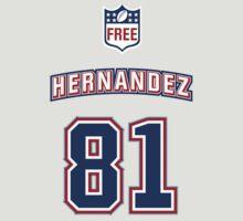 FREE HERNANDEZ #81 by justwentVIRAL