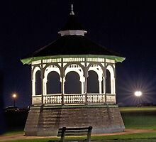 Oak Bluffs Gazebo by phil decocco