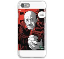 Breaking Bad - Mike Ehrmantraut iPhone Case/Skin