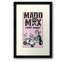 Mado Max Framed Print