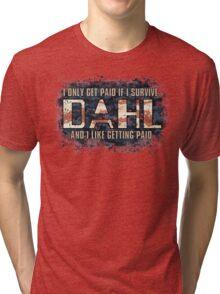 Dahl Desert Tri-blend T-Shirt