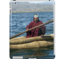 Reed Boatman iPad Case/Skin