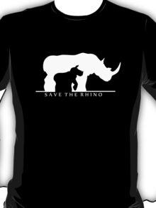 Save The Rhino T-Shirt