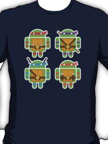 Teenage Mutant Ninja Droids T-Shirt