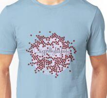 Hugged by a Bug Unisex T-Shirt