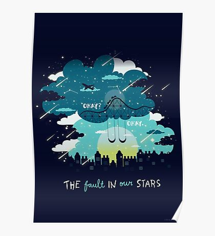 Stars and Constellations Poster