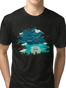 Stars and Constellations Tri-blend T-Shirt