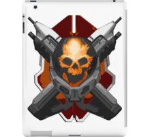 Skull & Rifles iPad Case/Skin