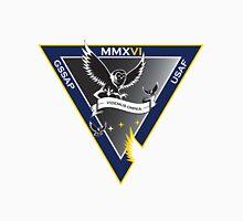 Geosynchronous Space Situational Awareness Program Logo Unisex T-Shirt