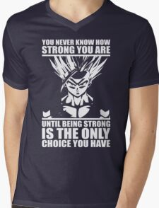 You Never Know How Strong You Are Mens V-Neck T-Shirt