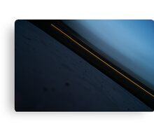 Atmosphere - Orbit at the Speed of Light Canvas Print