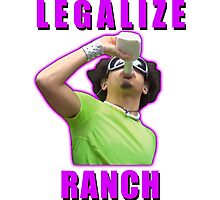 Legalize Ranch Version 1 Photographic Print