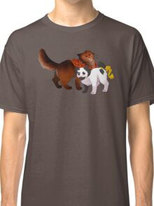 Hanzo and McCree Cats Classic T-Shirt
