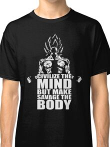 Make Savage The Body Classic T-Shirt