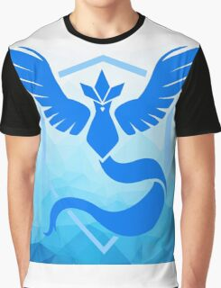 Pokémon GO - Team Mystic Graphic T-Shirt