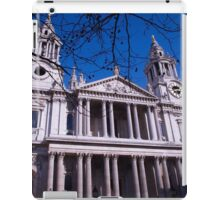 London St Pauls Cathedral iPad Case/Skin