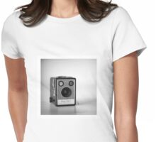 Kodak Camera Womens Fitted T-Shirt