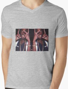 Kodak Black Free Mens V-Neck T-Shirt