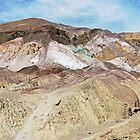 The Artist Paltte Death Valley by MissMimi63