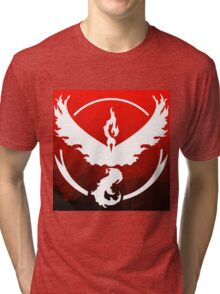 Pokémon GO - Team Valor Tri-blend T-Shirt