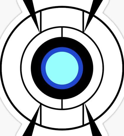 Wheatley Icon Sticker