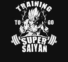 Training To Go Super Saiyan (Goku) Unisex T-Shirt