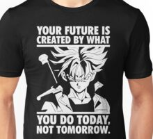 Create Your Future Today (Future Trunks) Unisex T-Shirt