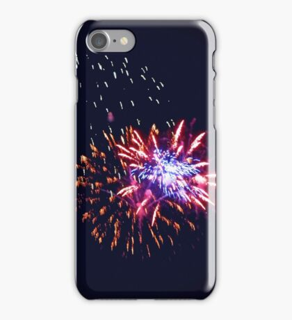 Fire Flower Series 2 Trifold iPhone Case/Skin